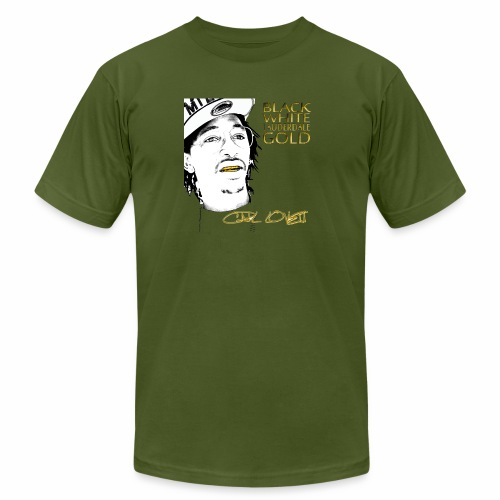 Carl Lovett Lauderdale Gold - Men's  Jersey T-Shirt