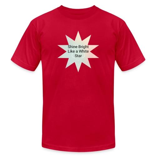 Photo 1514476838633 - Men's  Jersey T-Shirt