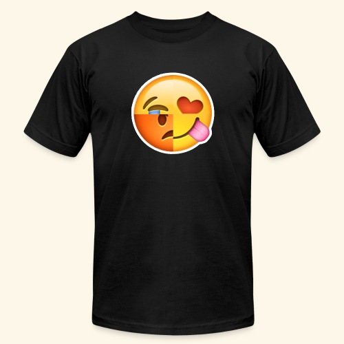 E Tees , Unique , Love , Cry, angry - Men's  Jersey T-Shirt