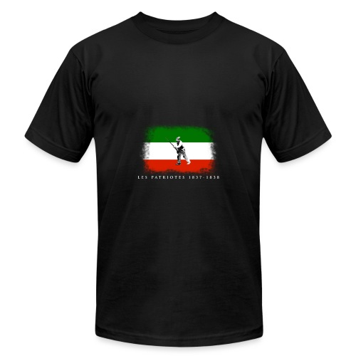 Patriote 1837 1838 - T-shirt unisexe Bella + Canvas
