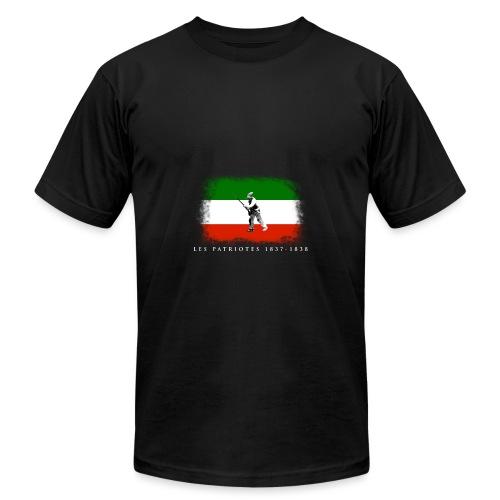 Patriote 1837 1838 - Unisex Jersey T-Shirt by Bella + Canvas