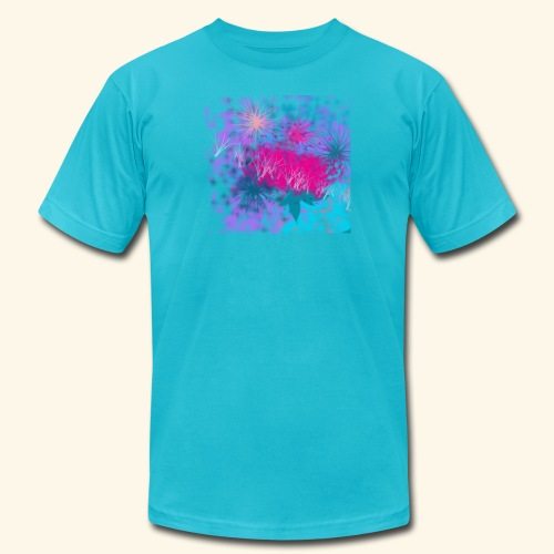 Abstract - Men's Jersey T-Shirt