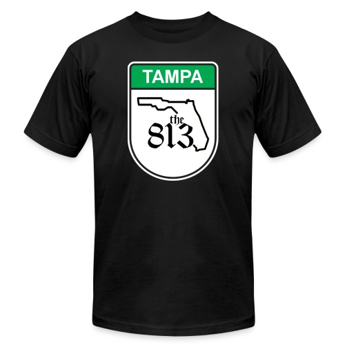 Tampa Toll - Unisex Jersey T-Shirt by Bella + Canvas