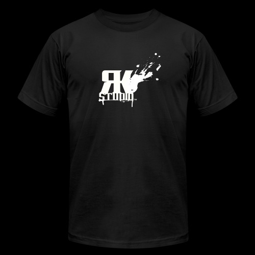 RKStudio White Logo Version - Men's Jersey T-Shirt