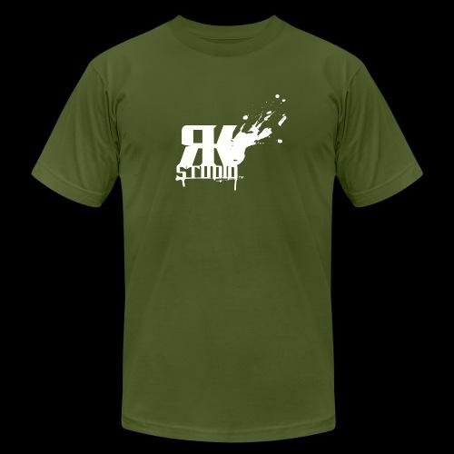 RKStudio White Logo Version - Men's Jersey T-Shirt