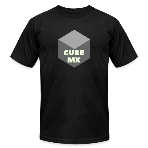 CubeMX - Unisex Jersey T-Shirt by Bella + Canvas