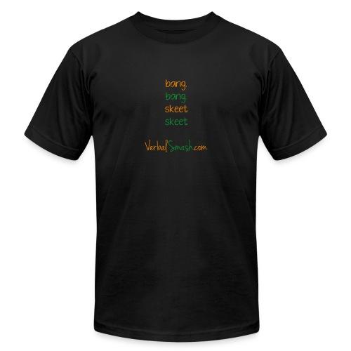 Bang-bang... Skeet-skeet - Men's  Jersey T-Shirt