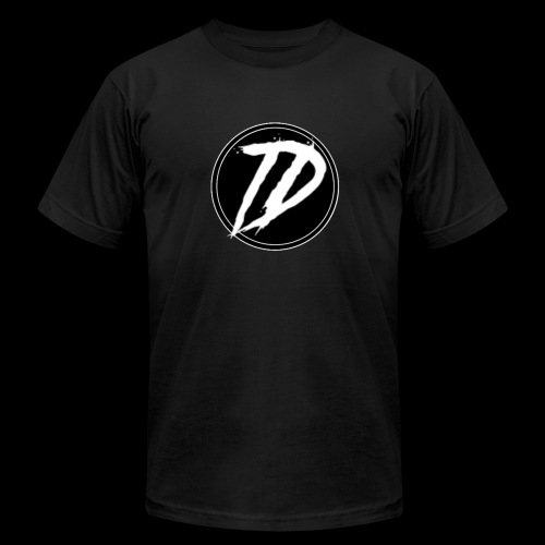 Team DEBUG Logo - Men's  Jersey T-Shirt