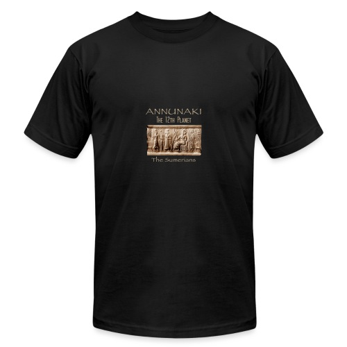 Annunaki 12th planet - Unisex Jersey T-Shirt by Bella + Canvas