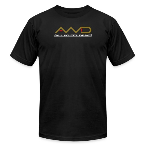 1G AWD DSM - Unisex Jersey T-Shirt by Bella + Canvas