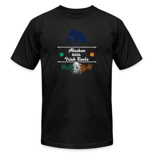 ALASKAN WITH IRISH ROOTS - Men's  Jersey T-Shirt