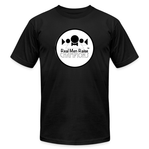 RMRC Badge LARGE png - Unisex Jersey T-Shirt by Bella + Canvas