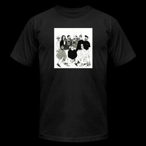 The DBD Show EP Cover Art - Men's Jersey T-Shirt