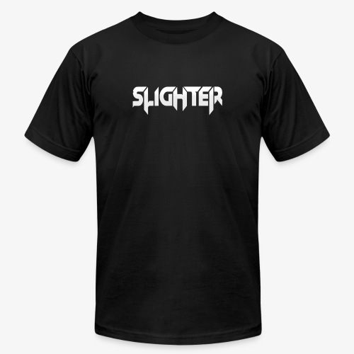 Slighter Logo - Men's  Jersey T-Shirt