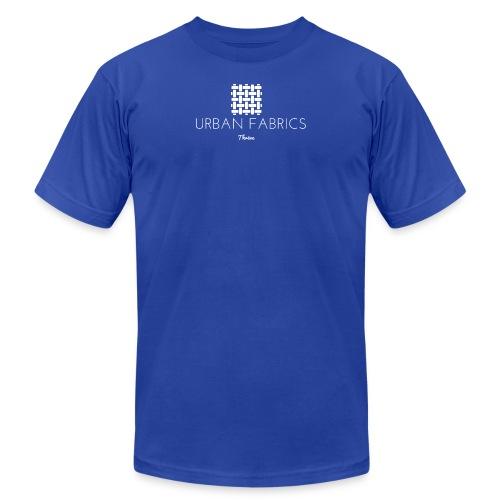 UrbanFabrics WHT png - Unisex Jersey T-Shirt by Bella + Canvas