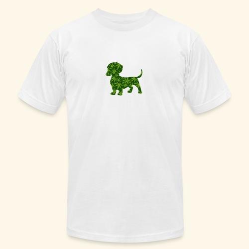 PUFFY DOG - PRESENT FOR SMOKING DOGLOVER - Men's Jersey T-Shirt