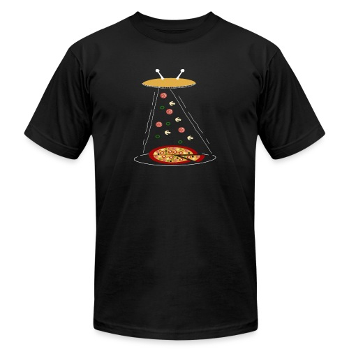 Pizza Funny Ovni - Unisex Jersey T-Shirt by Bella + Canvas