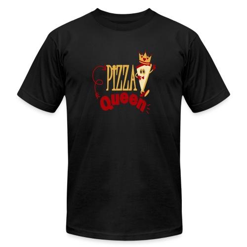 Pizza Queen - Unisex Jersey T-Shirt by Bella + Canvas