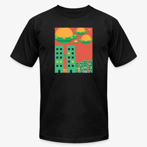 wierd stuff - Men's  Jersey T-Shirt