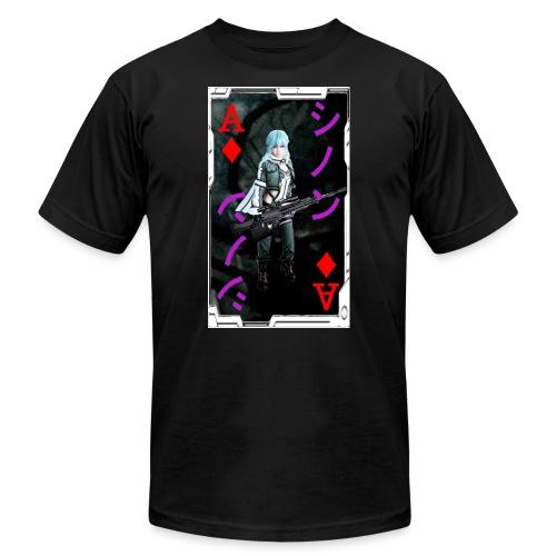 sinon3 - Unisex Jersey T-Shirt by Bella + Canvas