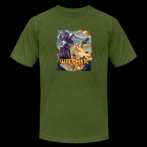 The Witcher 3 - Griffin - Men's  Jersey T-Shirt