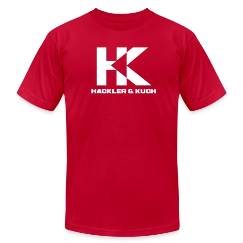 hknormal - Unisex Jersey T-Shirt by Bella + Canvas