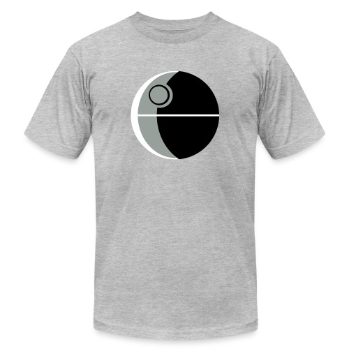 This Is Not A Moon - Unisex Jersey T-Shirt by Bella + Canvas