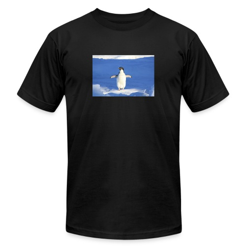 Mr. Penguin - Men's  Jersey T-Shirt