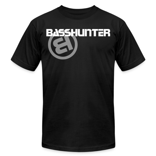 Basshunter 8 - Unisex Jersey T-Shirt by Bella + Canvas