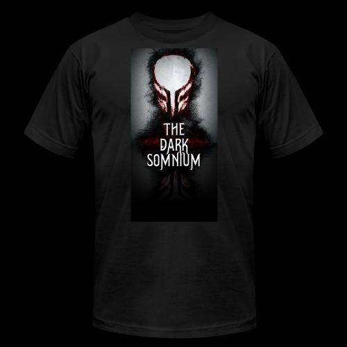Tall Dark Somnium Logo - Men's  Jersey T-Shirt