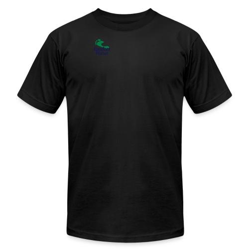 I Run Better, I Run Barefoot Women's T-Shirts - Unisex Jersey T-Shirt by Bella + Canvas
