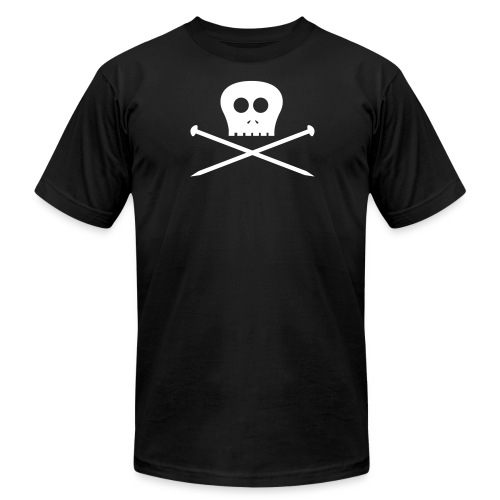 skullknit - Unisex Jersey T-Shirt by Bella + Canvas