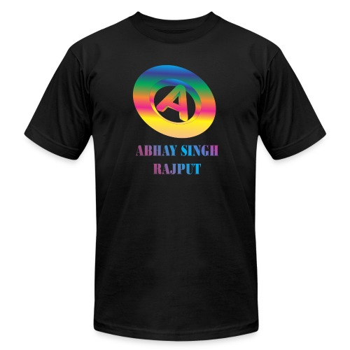 abhay - Unisex Jersey T-Shirt by Bella + Canvas