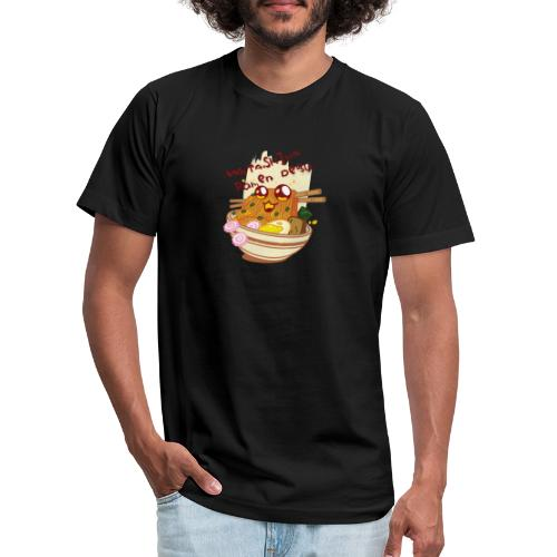 Watashiwa Ramen Desu - Unisex Jersey T-Shirt by Bella + Canvas