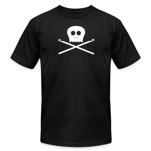 skullhooks - Unisex Jersey T-Shirt by Bella + Canvas