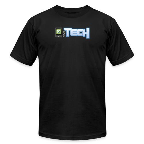 rev3techhorizontal01 - Unisex Jersey T-Shirt by Bella + Canvas