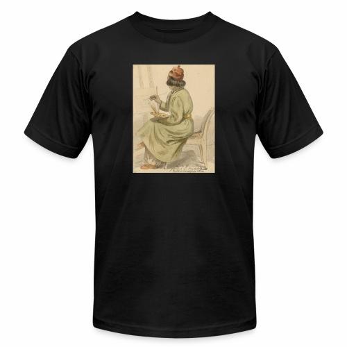 rs portrait sp 02 - Unisex Jersey T-Shirt by Bella + Canvas