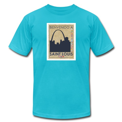 Bienvenido A Saint Louis - Men's  Jersey T-Shirt