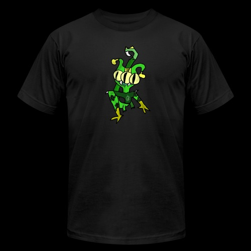Three-Eyed Alien - Men's Jersey T-Shirt