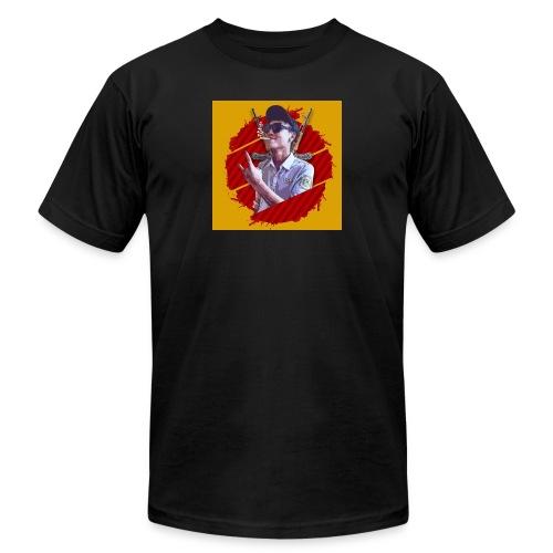 smoke - Unisex Jersey T-Shirt by Bella + Canvas