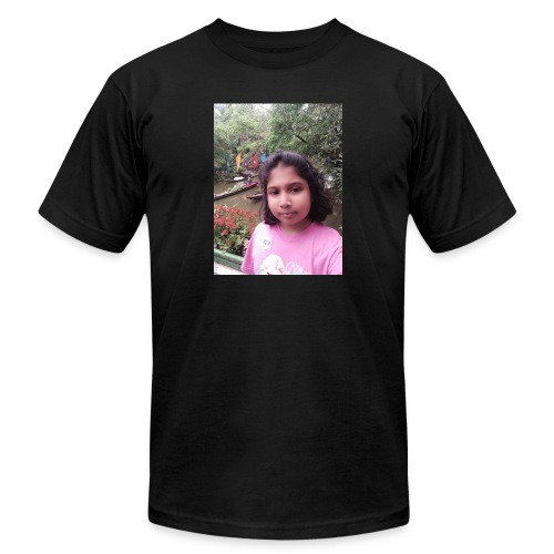 Tanisha - Unisex Jersey T-Shirt by Bella + Canvas