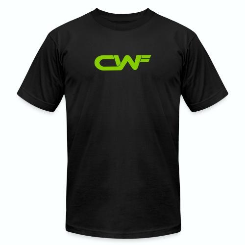 CWF Women's Long Sleeve Jersey Tee - White - Unisex Jersey T-Shirt by Bella + Canvas