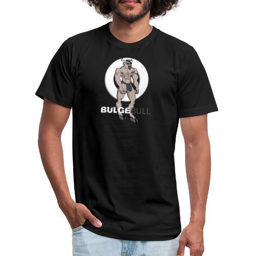 bulgebull toon - Unisex Jersey T-Shirt by Bella + Canvas