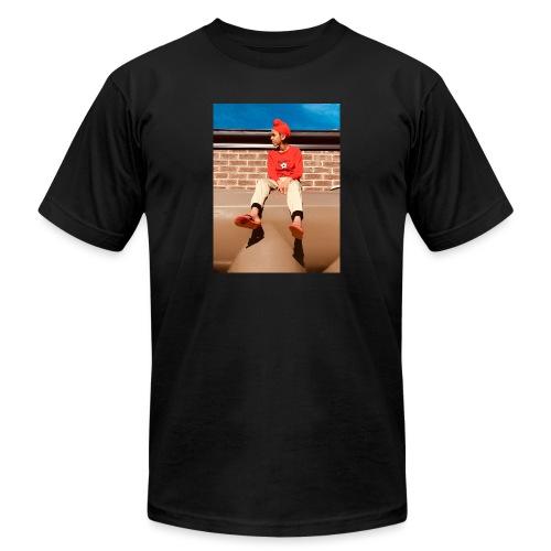 Flamin_Danger - Unisex Jersey T-Shirt by Bella + Canvas