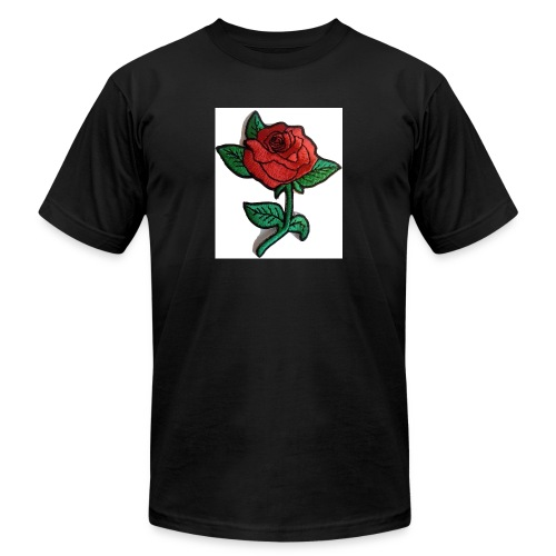 t-shirt roses clothing🌷 - Unisex Jersey T-Shirt by Bella + Canvas
