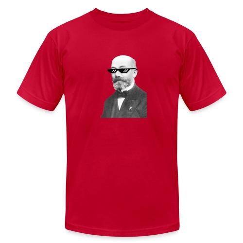 Zamenhof Shades (BW) - Men's Jersey T-Shirt