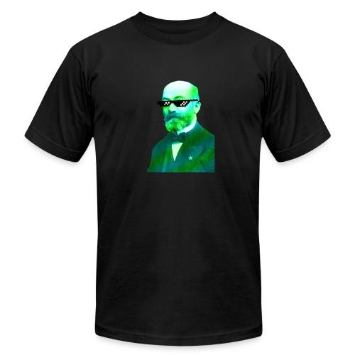 Green and Blue Zamenhof - Men's Jersey T-Shirt
