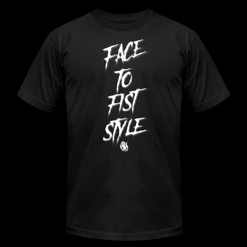 Face To Fist Style - Unisex Jersey T-Shirt by Bella + Canvas