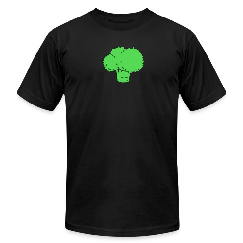 broccoli alpha - Unisex Jersey T-Shirt by Bella + Canvas