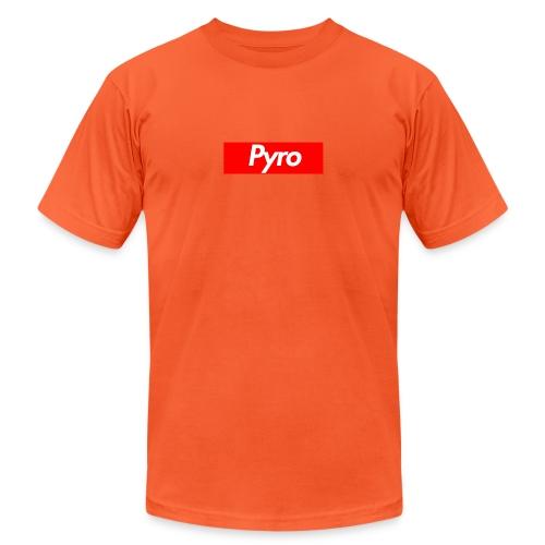 pyrologoformerch - Unisex Jersey T-Shirt by Bella + Canvas